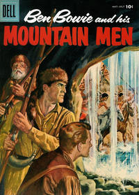 Cover Thumbnail for Ben Bowie and His Mountain Men (Dell, 1956 series) #11