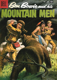 Cover Thumbnail for Ben Bowie and His Mountain Men (Dell, 1956 series) #13