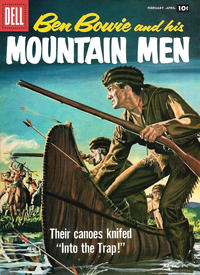 Cover Thumbnail for Ben Bowie and His Mountain Men (Dell, 1956 series) #14