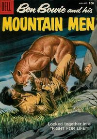 Cover Thumbnail for Ben Bowie and His Mountain Men (Dell, 1956 series) #16