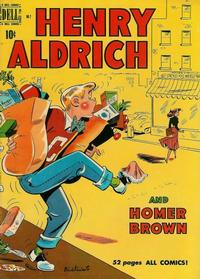 Cover Thumbnail for Henry Aldrich (Dell, 1950 series) #2