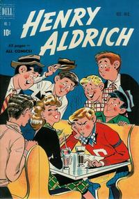 Cover Thumbnail for Henry Aldrich (Dell, 1950 series) #3