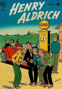 Cover Thumbnail for Henry Aldrich (Dell, 1950 series) #5