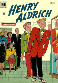 Cover Thumbnail for Henry Aldrich (Dell, 1950 series) #6