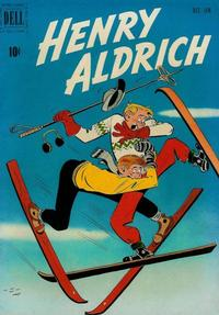 Cover Thumbnail for Henry Aldrich (Dell, 1950 series) #9