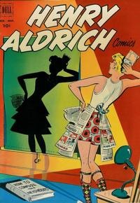 Cover Thumbnail for Henry Aldrich (Dell, 1950 series) #10
