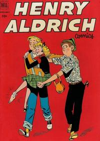 Cover Thumbnail for Henry Aldrich (Dell, 1950 series) #11