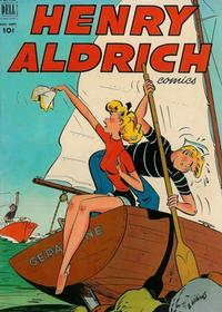 Cover Thumbnail for Henry Aldrich (Dell, 1950 series) #13