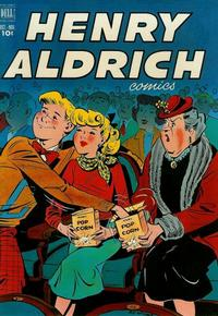 Cover Thumbnail for Henry Aldrich (Dell, 1950 series) #14