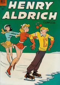 Cover Thumbnail for Henry Aldrich (Dell, 1950 series) #15