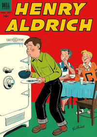 Cover Thumbnail for Henry Aldrich (Dell, 1950 series) #16