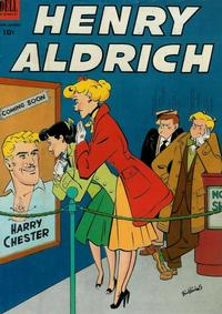 Cover Thumbnail for Henry Aldrich (Dell, 1950 series) #17