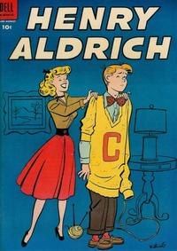 Cover Thumbnail for Henry Aldrich (Dell, 1950 series) #21