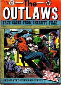 Cover Thumbnail for The Outlaws (Star Publications, 1952 series) #10