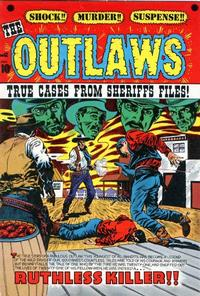 Cover Thumbnail for The Outlaws (Star Publications, 1952 series) #12