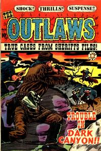 Cover Thumbnail for The Outlaws (Star Publications, 1952 series) #14