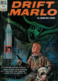 Cover Thumbnail for Drift Marlo (Dell, 1962 series) #01-232-207 [1]
