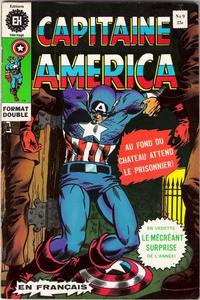 Cover Thumbnail for Capitaine America (Editions Héritage, 1970 series) #9