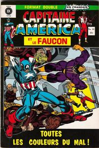 Cover Thumbnail for Capitaine America (Editions Héritage, 1970 series) #10