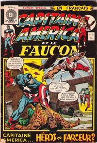 Cover Thumbnail for Capitaine America (Editions Héritage, 1970 series) #13