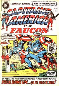 Cover Thumbnail for Capitaine America (Editions Héritage, 1970 series) #16