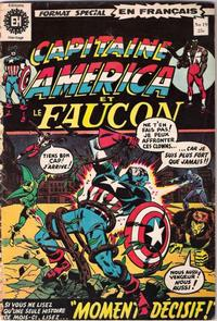 Cover Thumbnail for Capitaine America (Editions Héritage, 1970 series) #19