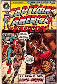 Cover Thumbnail for Capitaine America (Editions Héritage, 1970 series) #24