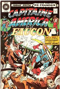 Cover Thumbnail for Capitaine America (Editions Héritage, 1970 series) #27