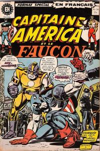 Cover Thumbnail for Capitaine America (Editions Héritage, 1970 series) #30