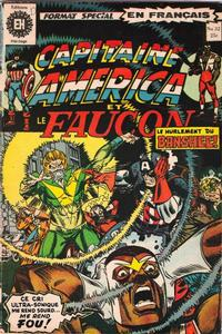 Cover Thumbnail for Capitaine America (Editions Héritage, 1970 series) #32
