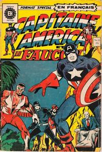 Cover Thumbnail for Capitaine America (Editions Héritage, 1970 series) #33