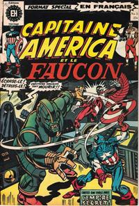 Cover Thumbnail for Capitaine America (Editions Héritage, 1970 series) #34