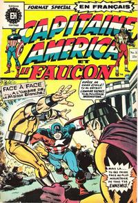Cover Thumbnail for Capitaine America (Editions Héritage, 1970 series) #35