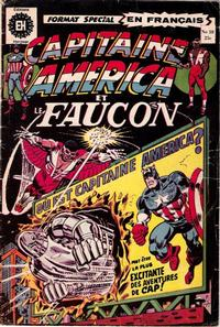 Cover Thumbnail for Capitaine America (Editions Héritage, 1970 series) #38