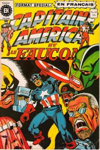 Cover Thumbnail for Capitaine America (Editions Héritage, 1970 series) #45