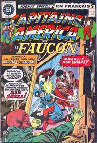 Cover Thumbnail for Capitaine America (Editions Héritage, 1970 series) #46