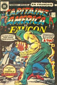 Cover Thumbnail for Capitaine America (Editions Héritage, 1970 series) #48