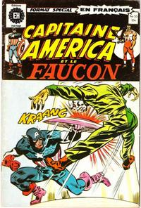 Cover Thumbnail for Capitaine America (Editions Héritage, 1970 series) #55