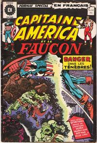 Cover Thumbnail for Capitaine America (Editions Héritage, 1970 series) #62
