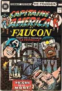 Cover Thumbnail for Capitaine America (Editions Héritage, 1970 series) #66