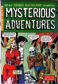 Cover Thumbnail for Mysterious Adventures (Story Comics, 1951 series) #5