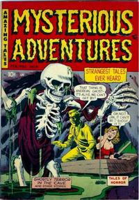 Cover Thumbnail for Mysterious Adventures (Story Comics, 1951 series) #6