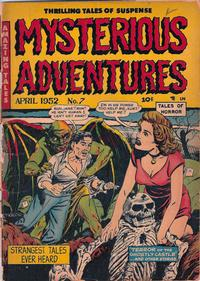 Cover Thumbnail for Mysterious Adventures (Story Comics, 1951 series) #7