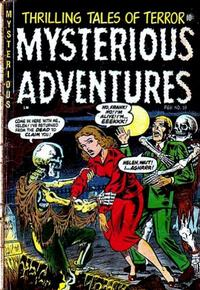 Cover Thumbnail for Mysterious Adventures (Story Comics, 1951 series) #18