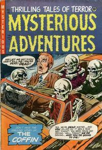 Cover Thumbnail for Mysterious Adventures (Story Comics, 1951 series) #19