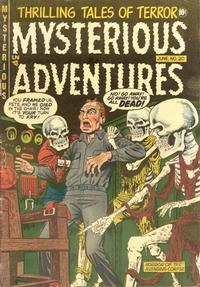 Cover Thumbnail for Mysterious Adventures (Story Comics, 1951 series) #20