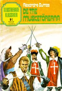 Cover Thumbnail for Illustrerade klassiker (Semic, 1978 series) #1