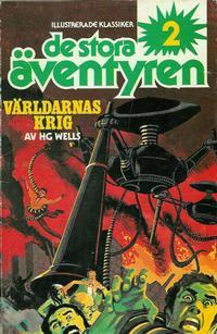 Cover Thumbnail for Illustrerade klassiker - De stora äventyren (Semic, 1979 series) #2