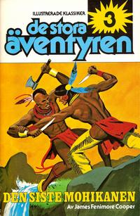 Cover Thumbnail for Illustrerade klassiker - De stora äventyren (Semic, 1979 series) #3