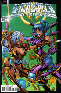 Cover Thumbnail for WildC.A.T.S (Image, 1995 series) #39